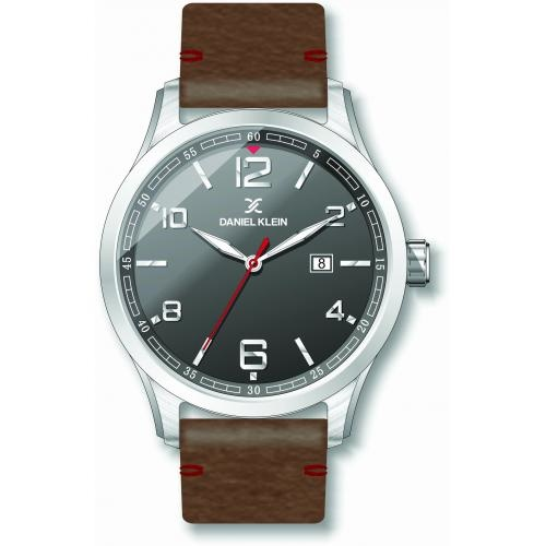 Heren horloge RACING BLACK