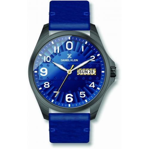 Heren horloge FACET BLUE