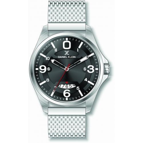 Heren horloge Monte Carlo Black