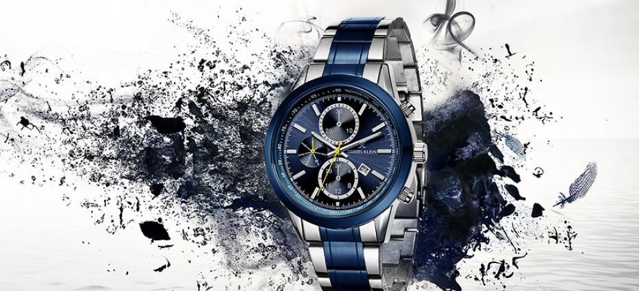 Heren Design Horloges