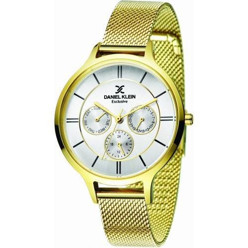 Daniel Klein Dames Dames horloge SpeedLine Gold