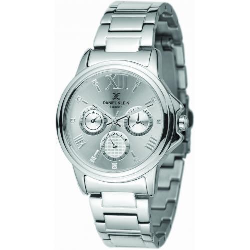Daniel Klein Dames Dames horloge City Hopper