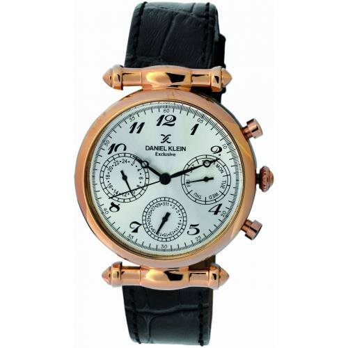 Daniel Klein Dames Dames horloge LONDON CITY
