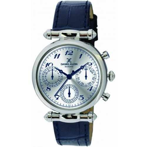 Daniel Klein Dames Dames horloge LONDON BLUE