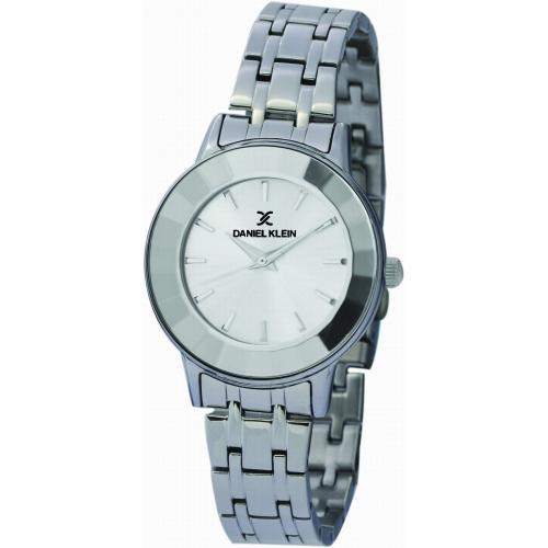 Daniel Klein Dames Dames horloge SILVER