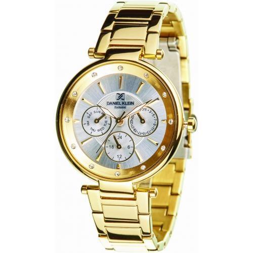 Daniel Klein Dames Dames horloge Golden Dreams