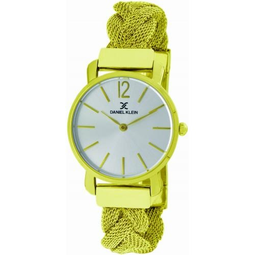 Daniel Klein Dames Dames horloge GOLDEN