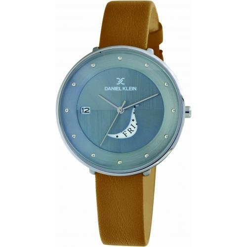 Daniel Klein Dames Dames horloge Grey MOON