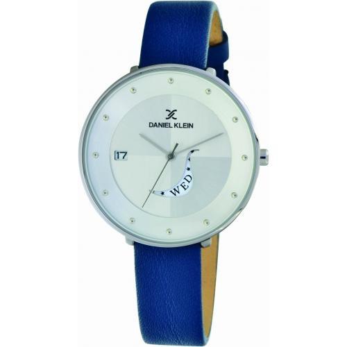 Daniel Klein Dames Dames horloge White & Blue