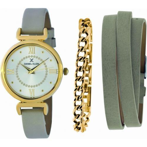 Daniel Klein Dames Dames horloge LE GRIS