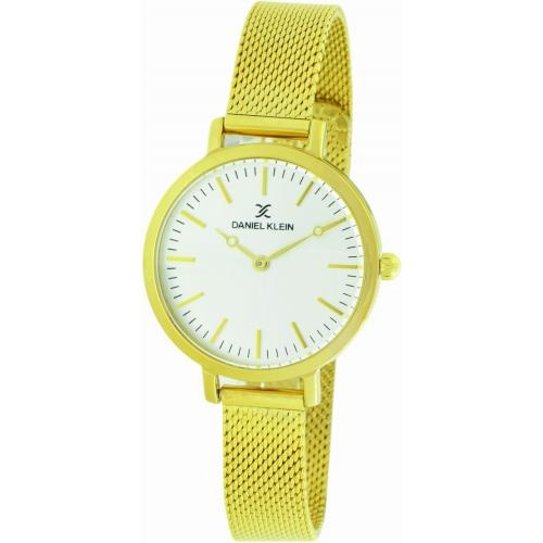 Daniel Klein Dames Dames horloge Napoli Gold