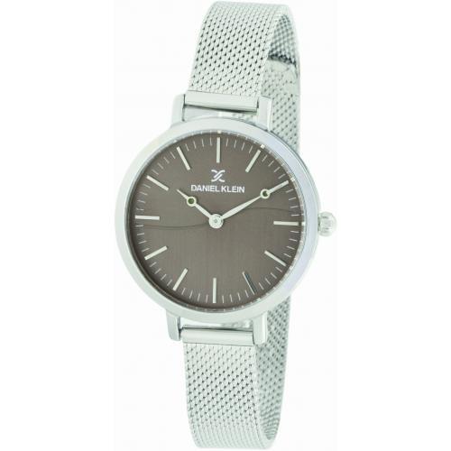 Daniel Klein Dames Dames horloge Napoli Silver