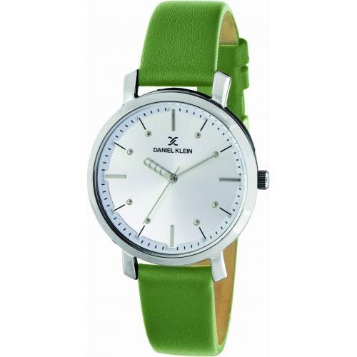 Daniel Klein Dames Dames horloge VERT