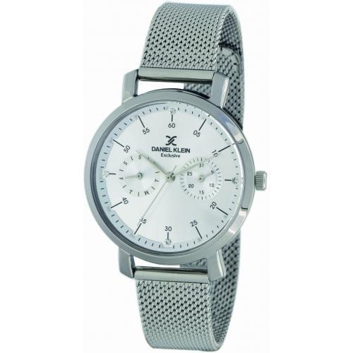 Daniel Klein Dames Dames horloge Florence Silver
