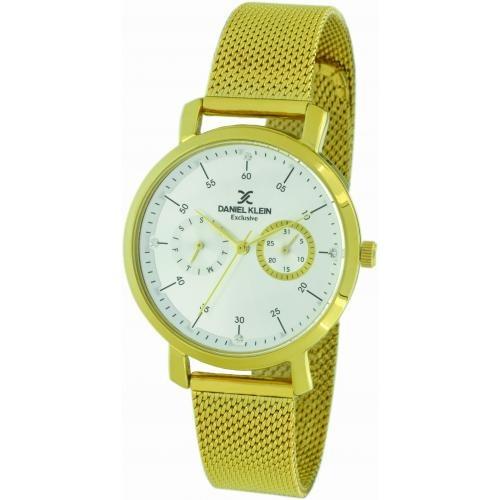 Daniel Klein Dames Dames horloge Florence GOLD
