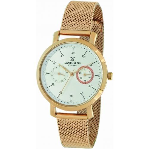 Daniel Klein Dames Dames horloge Florence Copper