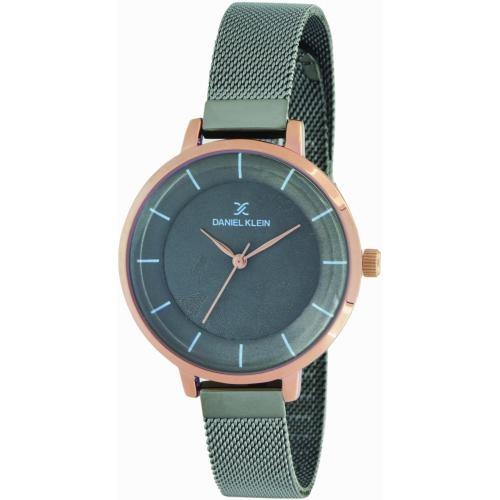 Daniel Klein Dames Dames horloge Berlage Grijs