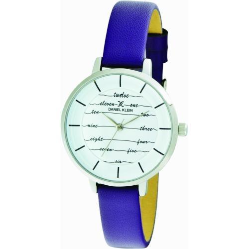 Daniel Klein Dames Dames horloge WAVE white