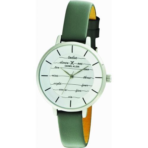 Daniel Klein Dames Dames horloge WAVE green