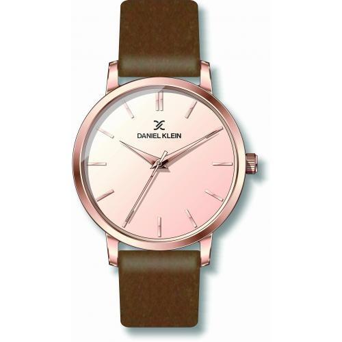 Daniel Klein Dames Dames horloge ISCHCIA Rose