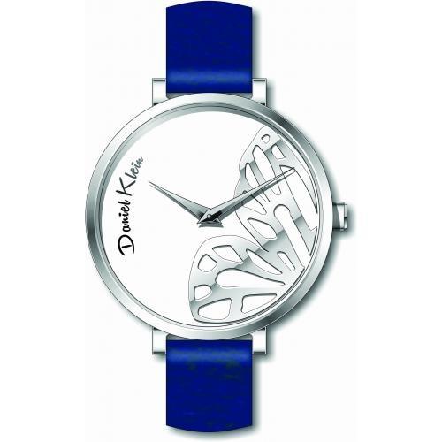 Daniel Klein Dames Dames horloge Santorini purple