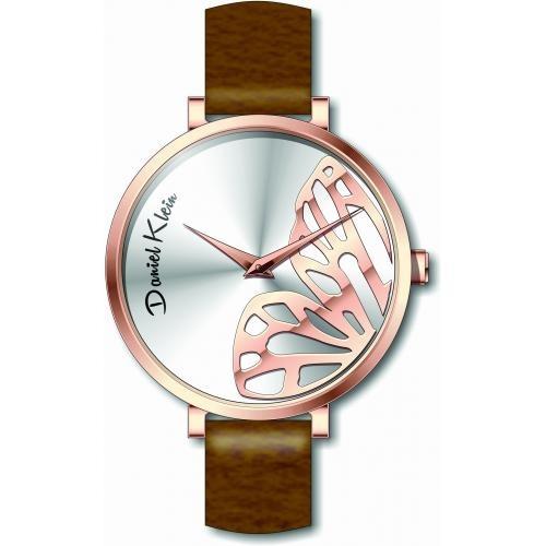 Daniel Klein Dames Dames horloge Santorini ROZE
