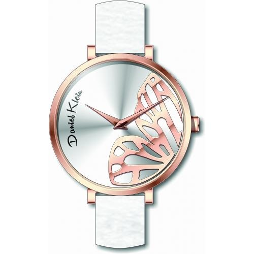 Daniel Klein Dames Dames horloge Santorini WHITE