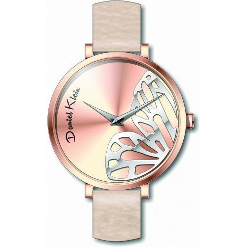 Daniel Klein Dames Dames horloge Santorini Beige