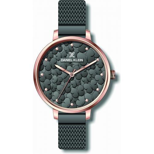 Daniel Klein Dames Dames horloge Papillon Gris