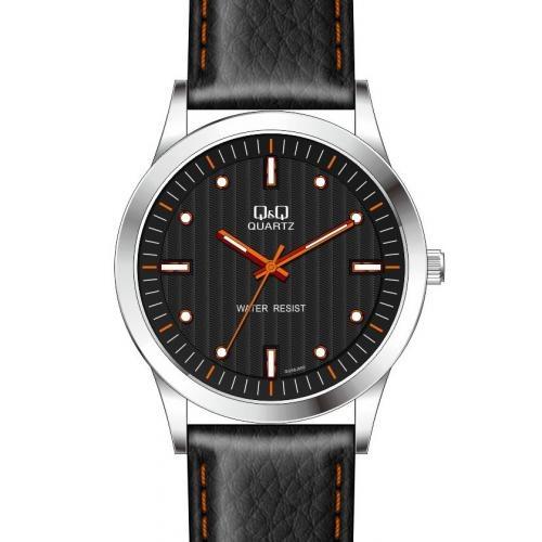 Q&Q Design Black Versus Orange