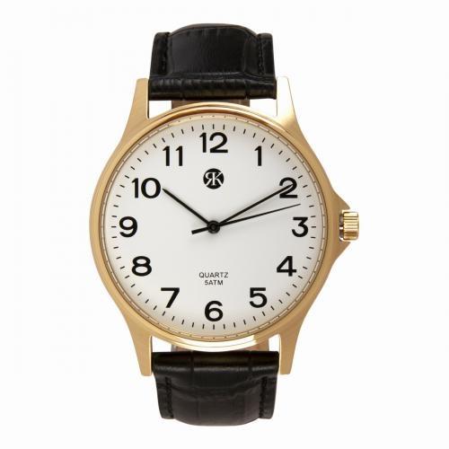 Brussels Heren Horloge TESLA Gold