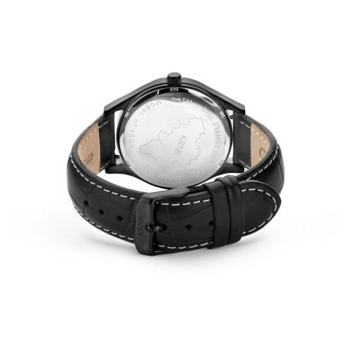 Heren horloge Montreal Noir Extra