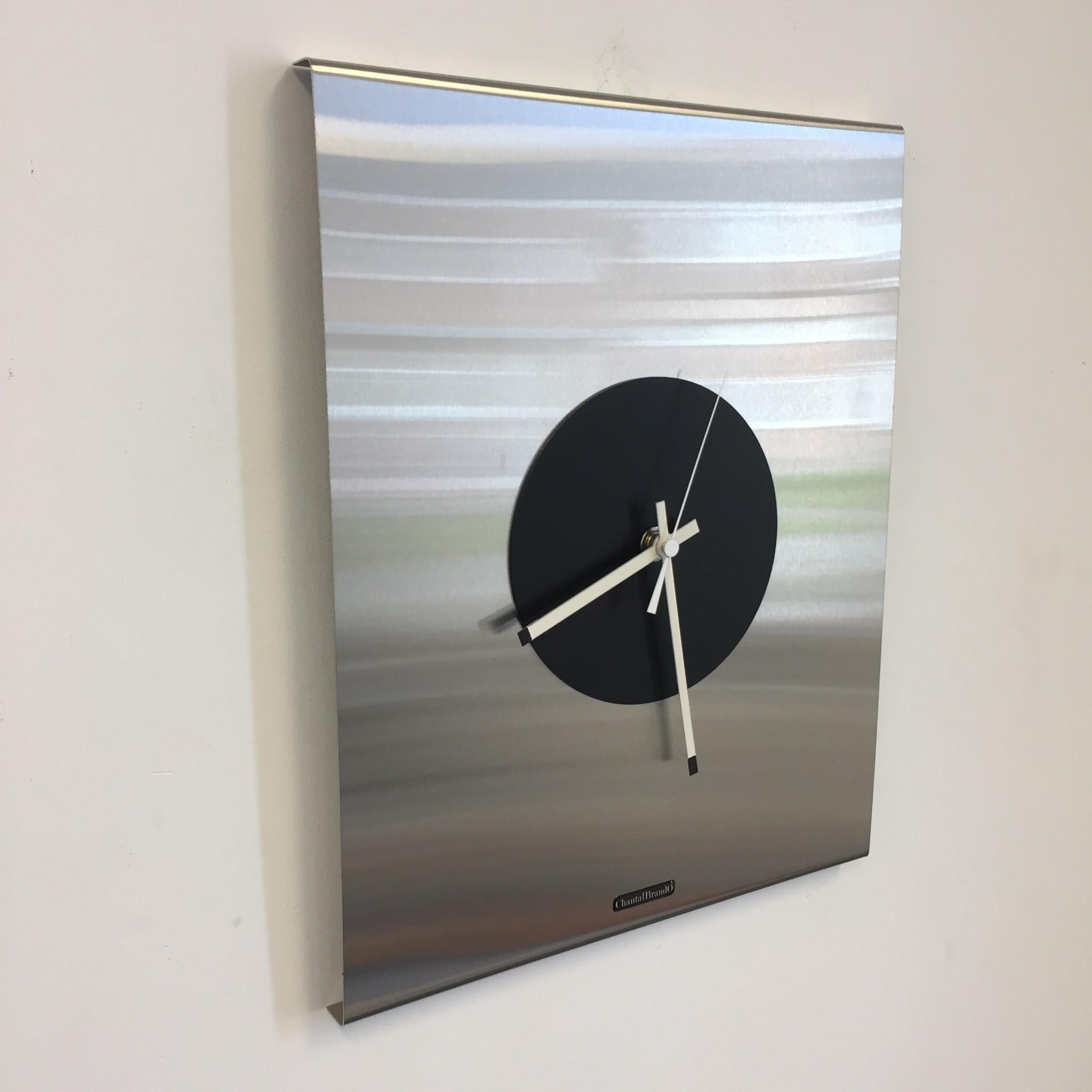 ChantalBrandO Wandklok Time Square New York Modern Dutch Design