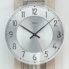 AMS AMS SONOMA Wandklok Modern Design