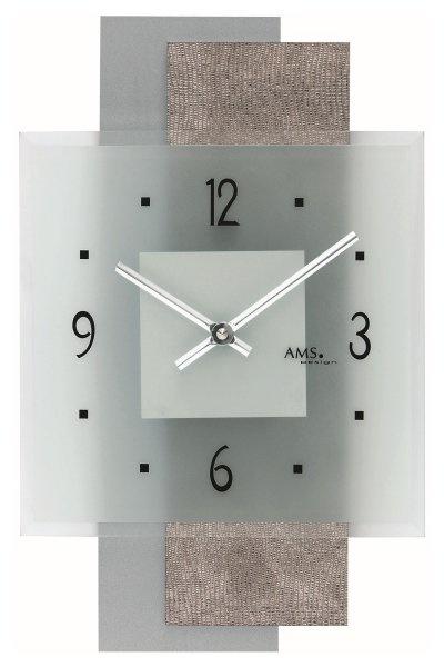 AMS Wandklok AMS Sorento Modern Design