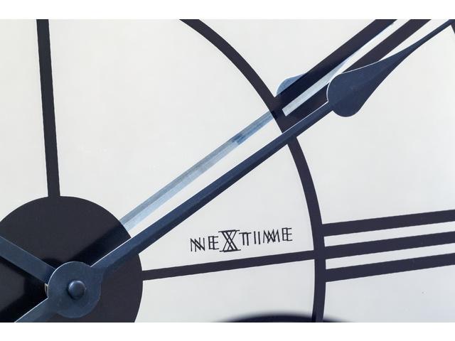 NXT Wandklok MIRROR modern design