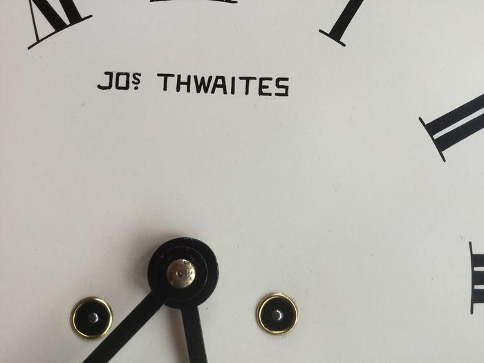 NiceTime PUB KLOK Joseph Thwaites London