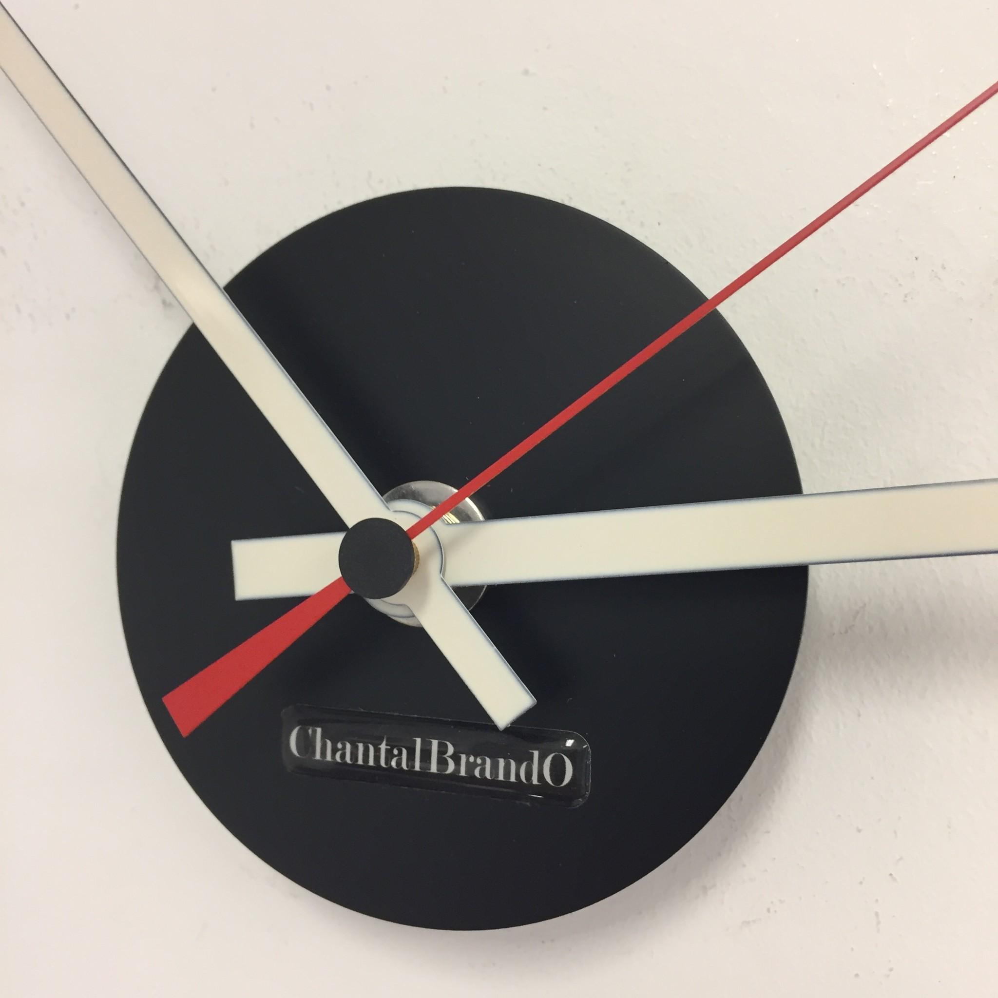 ChantalBrandO Wandklok MINI 7 CHANTALBRANDO DUTCH DESIGN