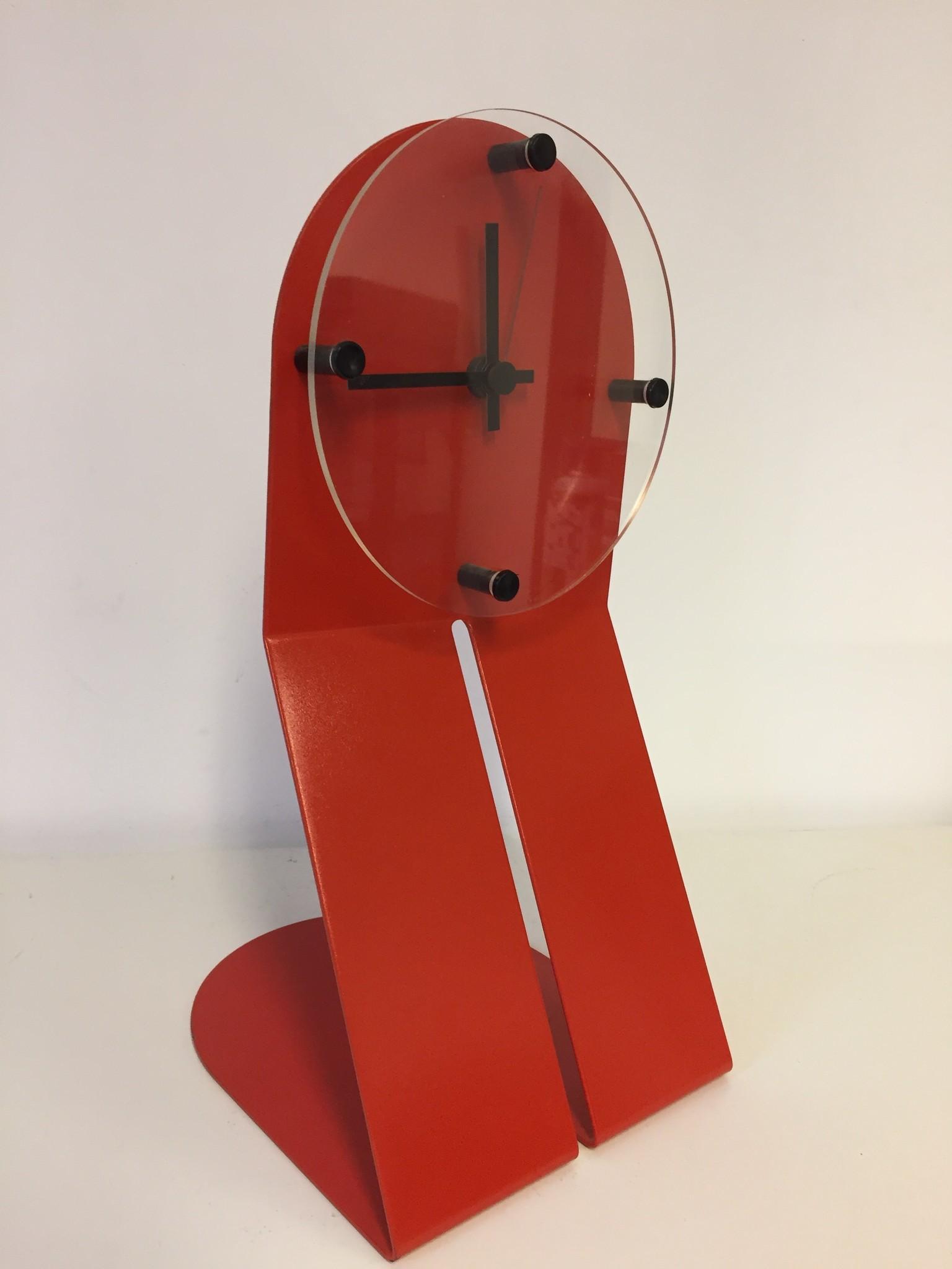 Tafelklok  Gaspare Cairoli Design