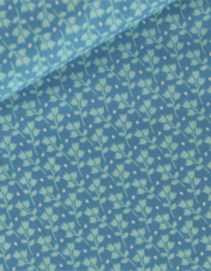 Soft Cactus Cotton kitchen Garden blauw