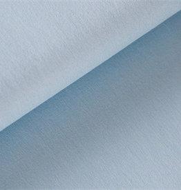Soft Cactus *Poplin katoen Uni - licht blauw
