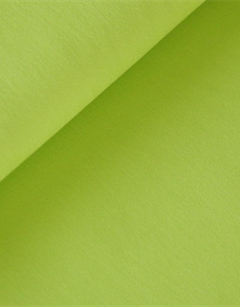 Soft Cactus Cotton Uni - limoengroen