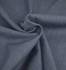 stretch jeans uni blauw