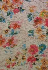 Poppy Fur flower roze