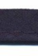 Paspelband donker blauw
