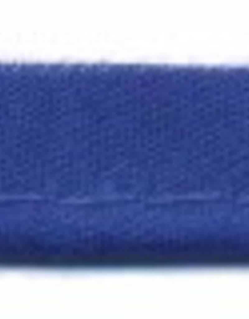 Paspelband kobalt blauw