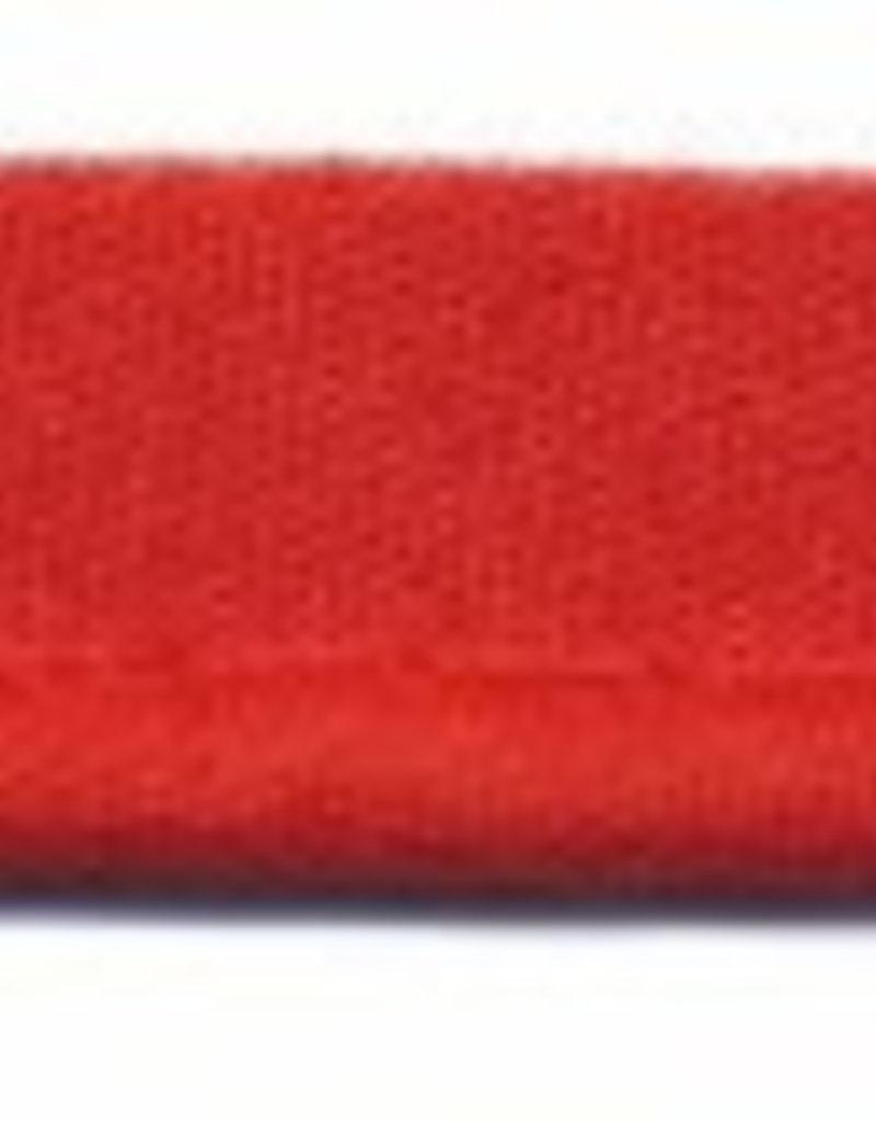 Paspelband rood