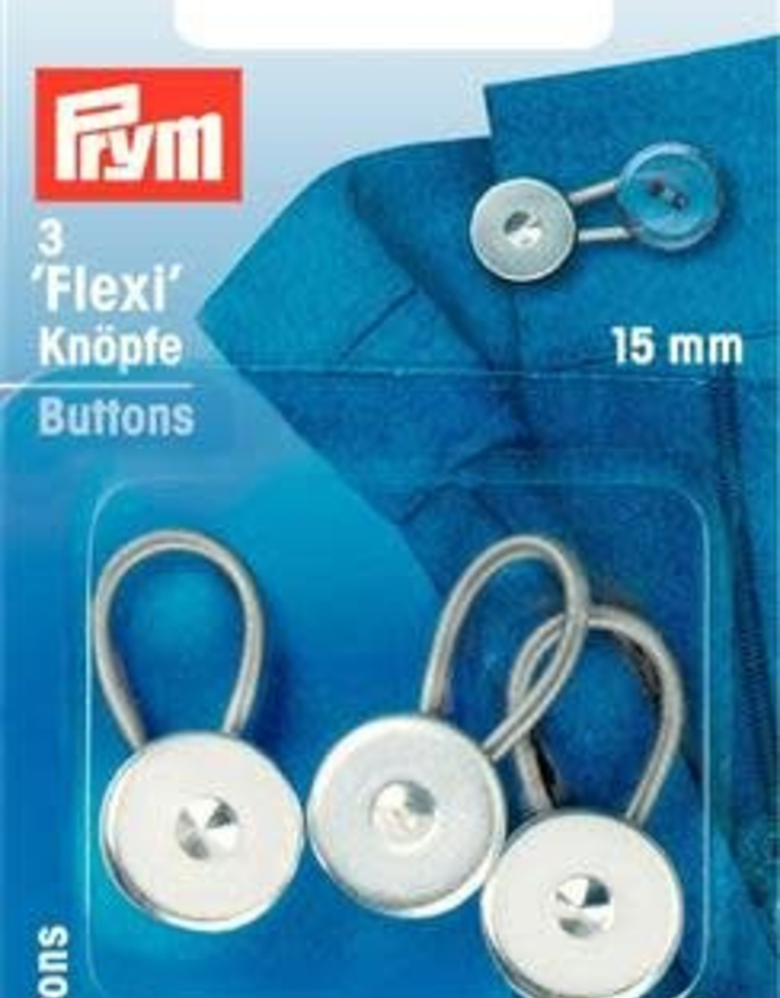 Prym FLEXIKNOPEN 15mm 3st