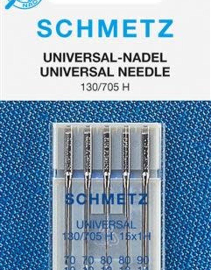 Schmetz MACHINENAALD UNIVERSAL ASS n°70-80-90 5st