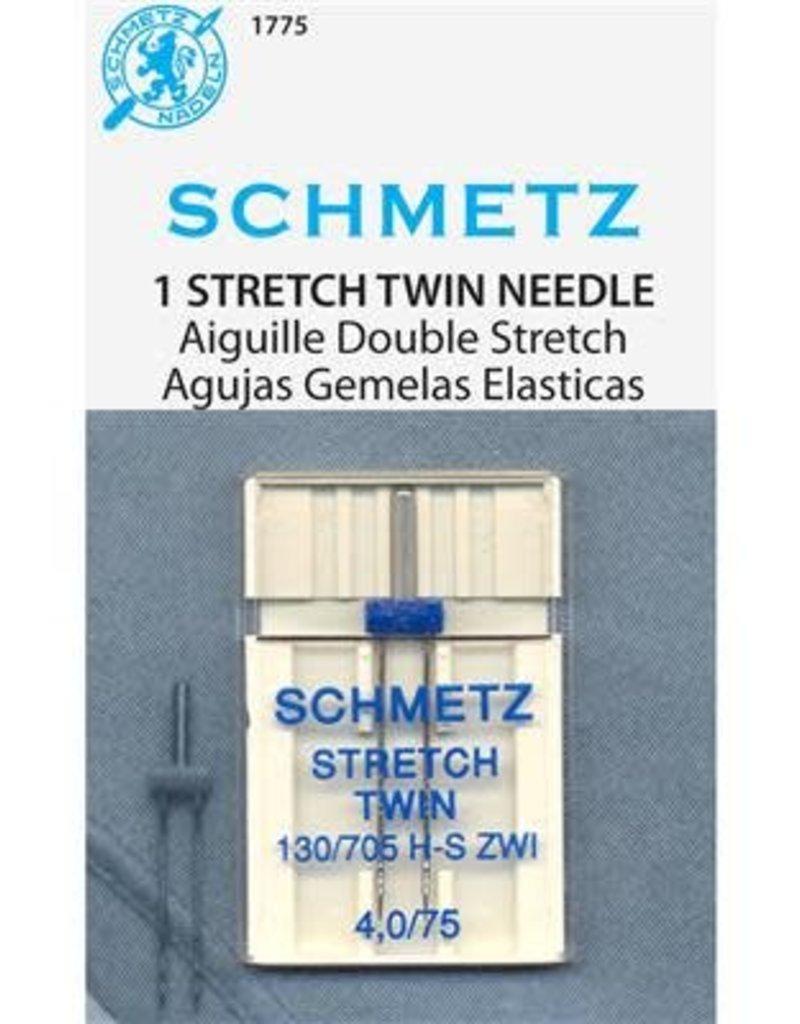 Schmetz MACHINENAALD TWEELING STRETCH n°75-4mm 1st